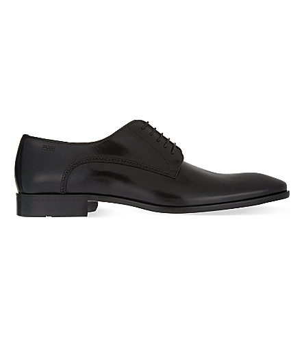 BOSS Nos Carmons Derby shoes (Black