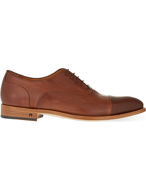 PAUL SMITH Adrian Oxford toecap shoes