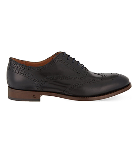 PAUL SMITH Cristo brogues (Black