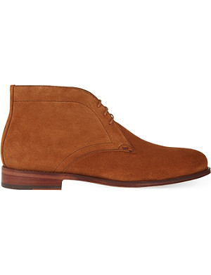 PAUL SMITH Morgan chukka boots