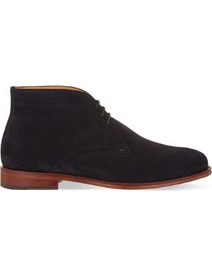 PAUL SMITH Morgan chukka boots