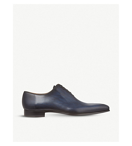 MAGNANNI Wholecut lace-up shoes (Blue