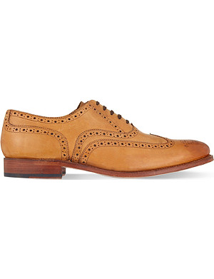 GRENSON Dylan wingtip Oxford shoes