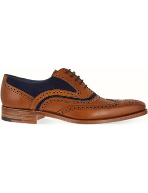BARKER McClean Oxford shoes