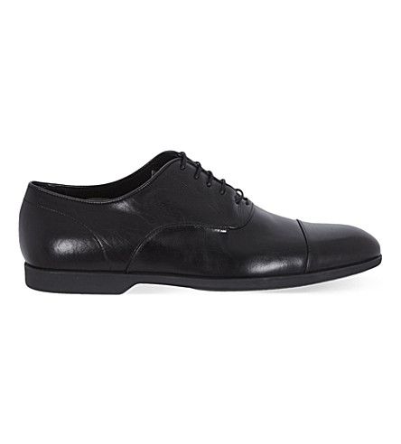 PAUL SMITH Eduardo Oxford shoes (Black
