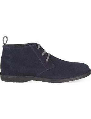 CORNELIANI Boston desert ankle boots