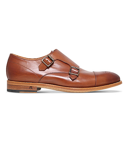 PAUL SMITH Atkins leather (Tan