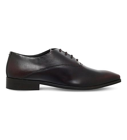 KG KURT GEIGER Barkar leather Oxford shoes