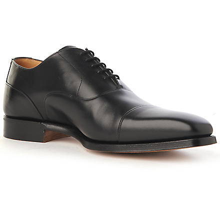 JOSEPH CHEANEY Walled Oxford shoes (Black