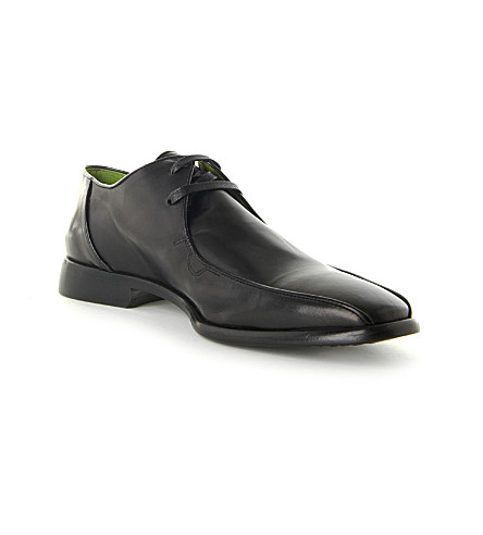 OLIVER SWEENEY Venice Derby shoes (Black