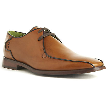 OLIVER SWEENEY Venice Derby shoes (Tan