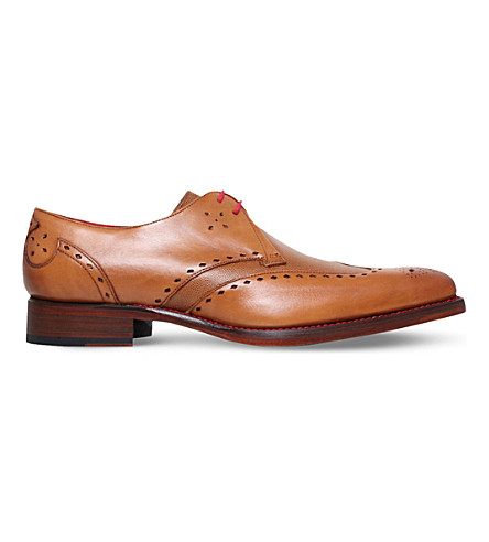 JEFFERY WEST Dexter leather Derby shoes