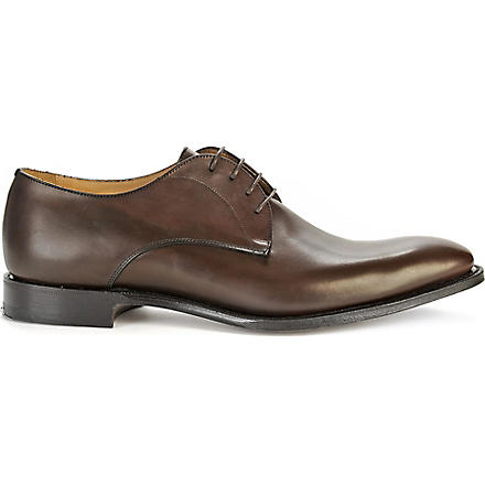 CHURCH Sawley Derby shoes (Tan