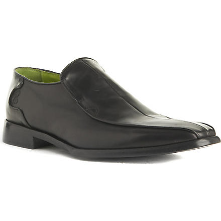OLIVER SWEENEY Rome loafers (Black