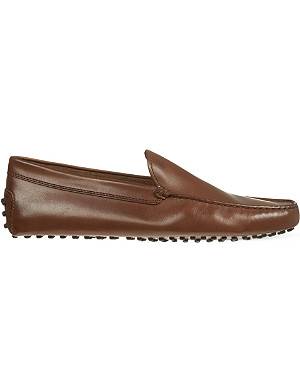 TODS Gommino leather driving shoes