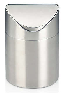 WEST ONE BATHROOMS Small counter swing bin