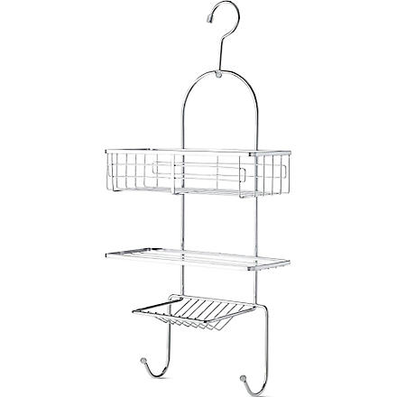 WEST ONE BATHROOMS Shower caddy (Chrome