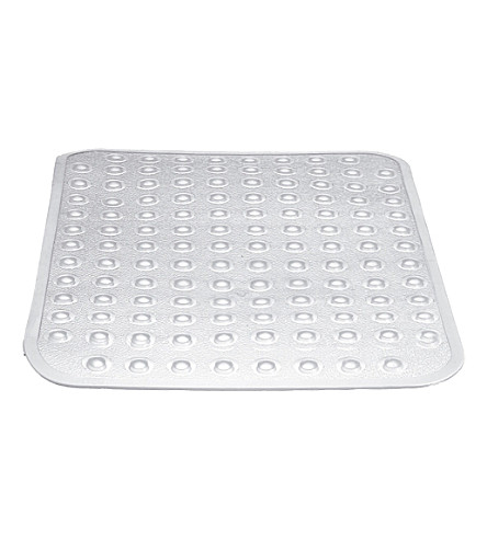 WEST ONE BATHROOMS Bath mat (Clear
