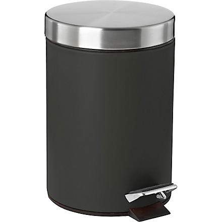 WEST ONE BATHROOMS Confetti pedal bin (Black