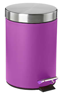 WEST ONE BATHROOMS Confetti pedal bin