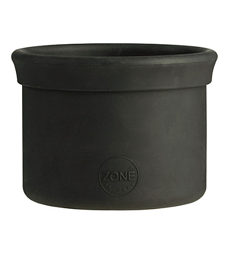 WEST ONE BATHROOMS Confetti pot (Black
