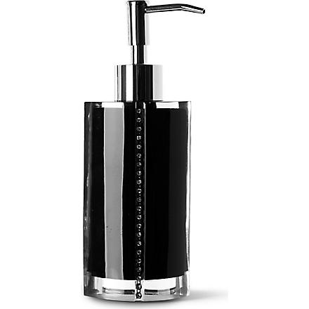 WEST ONE BATHROOMS Diamonds soap dispenser (Black