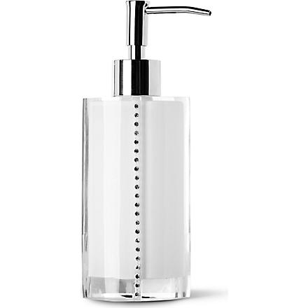 WEST ONE BATHROOMS Diamonds soap dispenser (White
