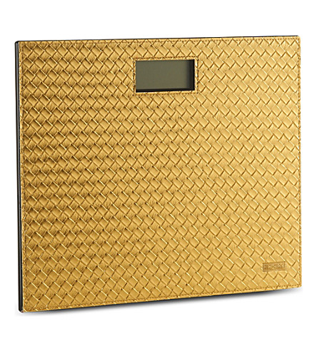 WEST ONE BATHROOMS Marrakech scales (Gold