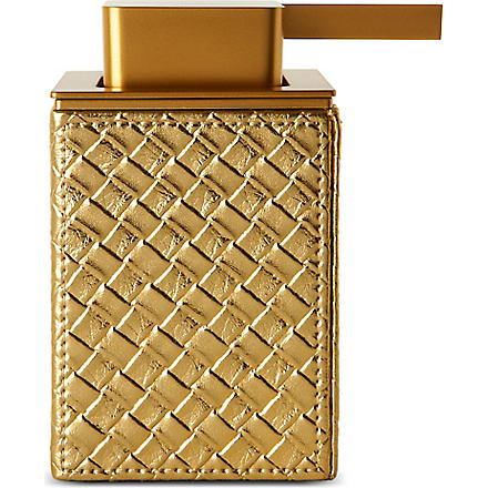 WEST ONE BATHROOMS Marrakech soap dispenser (Gold