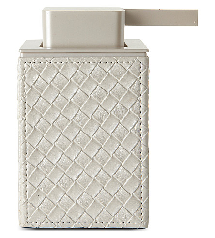 WEST ONE BATHROOMS Marrakech soap dispenser (Pearl