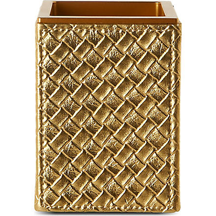 WEST ONE BATHROOMS Marrakech tumbler (Gold