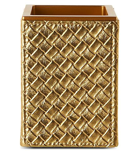 WEST ONE BATHROOMS Marrakech tumbler (Gold
