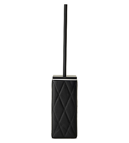 WEST ONE BATHROOMS Palace toilet brush set (Black
