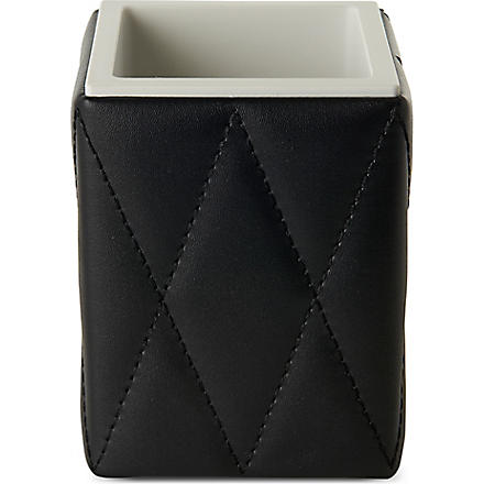 WEST ONE BATHROOMS Palace tumbler (Black