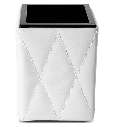 WEST ONE BATHROOMS Palace tumbler (White