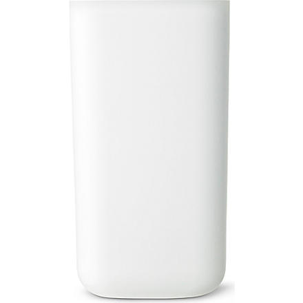 WEST ONE BATHROOMS Rainbow tumbler (White