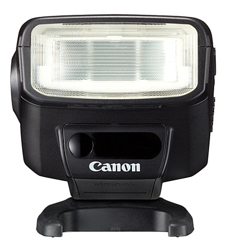 CANON Speedlite 270EX II camera flash