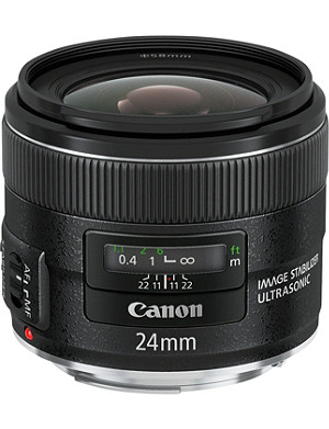 CANON EF24mm F2.8 IS lens