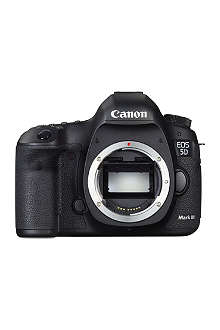 CANON EOS 5D Mark III DSLR camera body