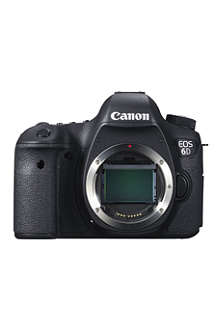 CANON EOS6D DSLR camera body