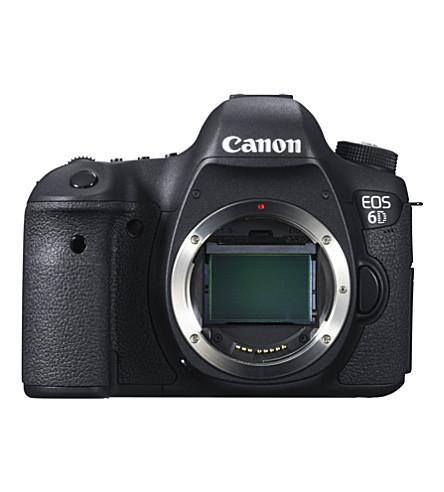 CANON EOS6D DSLR camera body