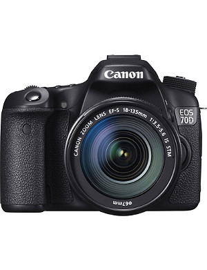 CANON EOS 70D Digital SLR camera