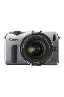 CANON EOS M digital interchangeable lens camera