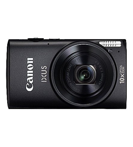 CANON IXUS 255 HS digital compact camera Black