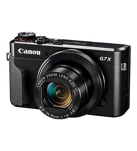 CANON Powershot g7x mkii camera