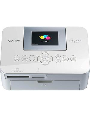 CANON Selphy CP1000 printer