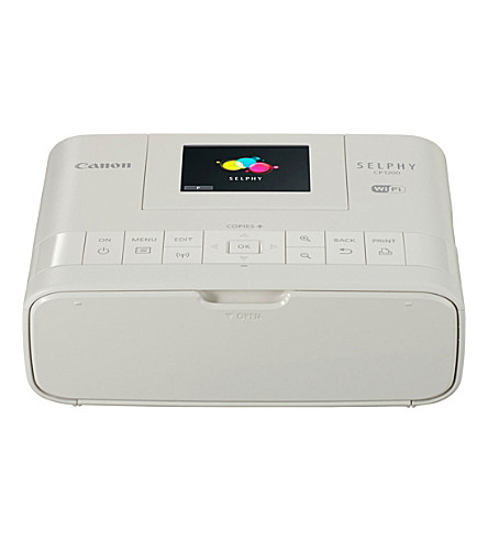 CANON Selphy CP1200 smartphone printer