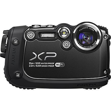FUJI FinePix XP200 waterproof digital camera