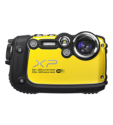 FUJI FinePix XP200 waterproof digital camera