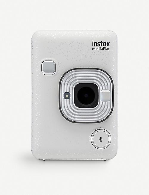 FUJIFILM LiPlay 2-in-1 Hybrid Instant Camera